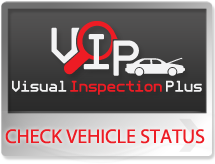 Visual Inspection Plus Vehicle Status